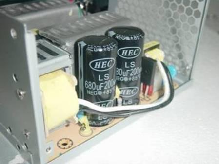 打造双核静音电脑 长城双动力400静音电源