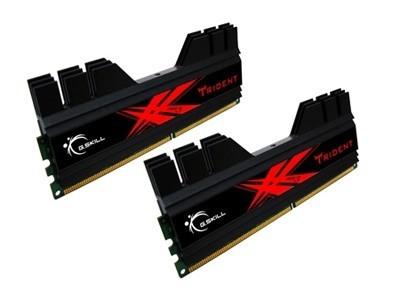 芝奇 4GB DDR3 1600(F3-12800CL8D-4GBTD)