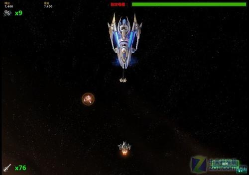 挑战小游戏星际2失落的维京战机心得