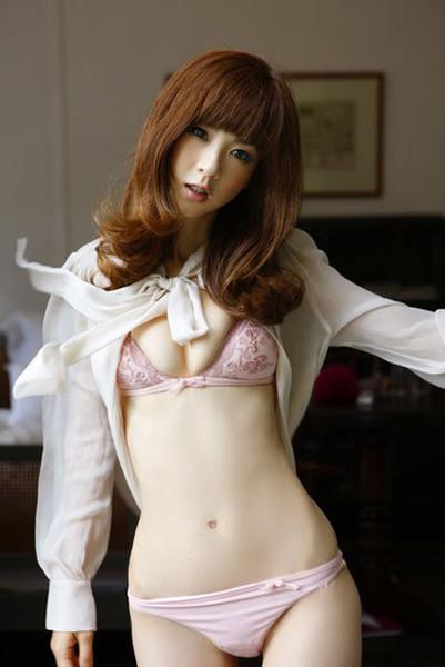 【高清图】 星野亚希大秀g罩杯 童颜巨乳撑爆制服图7