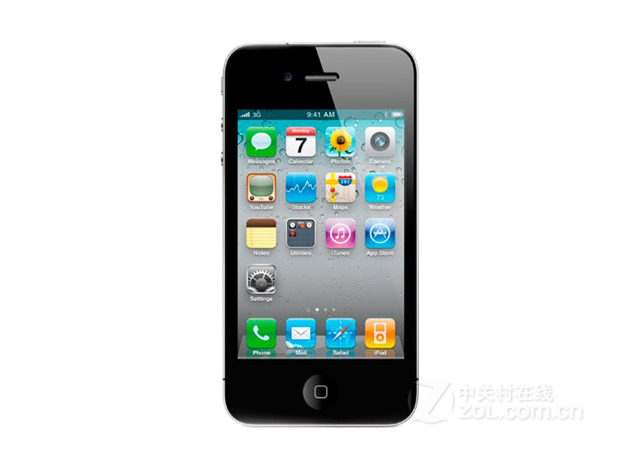 zol首页苹果手机内容苹果iphone4(32gb)手机详细图片>原始手机苹果掉进水里花屏图片
