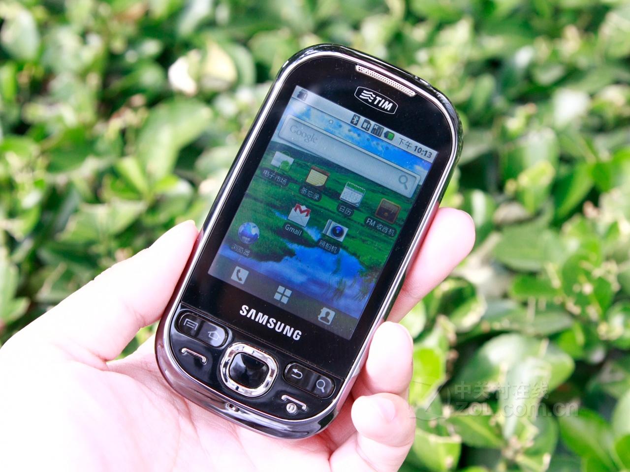 [1]     定位于入门级智能手机的三星i5500仅采用了一块2.