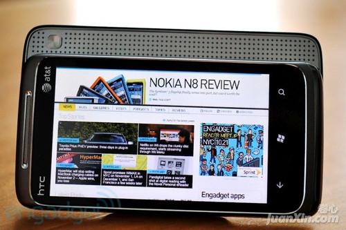 Windows Phone 7 系统完整评测加少量吐槽
