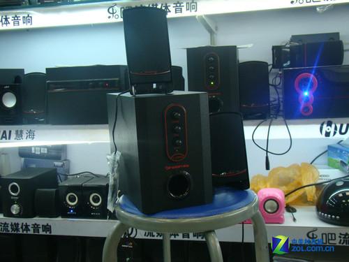 高效节能之选 入门级2.1音箱仅售128元