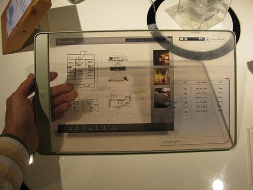 惠普工厂探秘 透明平板电脑惊现(图)