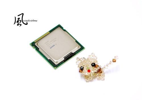 CPU电压1.45V 映泰P67搭新i7风冷5GHz