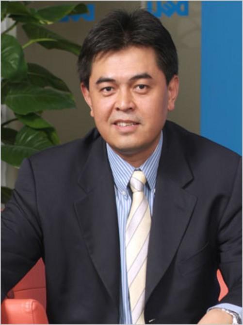 中国十大最帅总裁照片_原戴尔大中华区总裁闵毅达将继续留任中国,履行戴尔中国董事长的职务