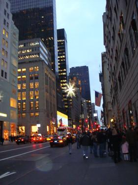 纽约人民的两大抠门行动