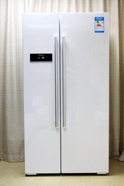 尽显大家风范 西门子对开门冰箱图赏