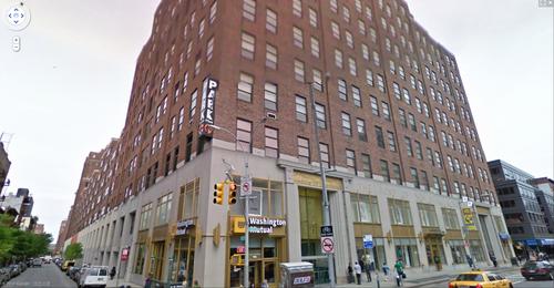 谷歌街道地�_它占据了第十五,十六西大街之间的整个街区,街道地址编号从第八大道