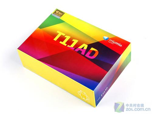 最廉价的MID蓝魔T11AD评测