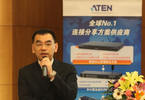 北京宏正腾达科技有限公司总经理庄健群