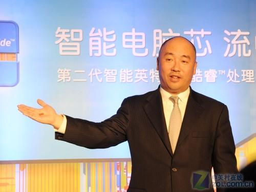 超多P67亮相 Intel SNB发布会在京召开