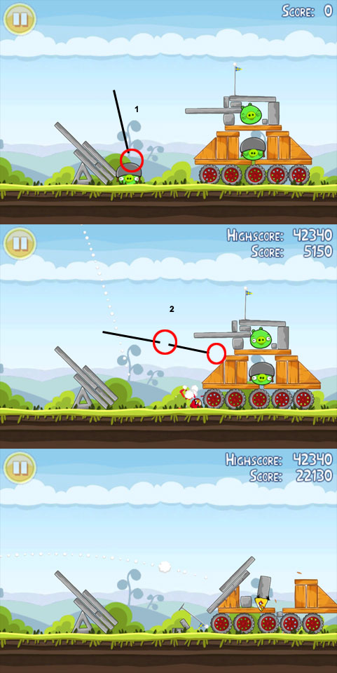 Angry birds 4 9 - фото 2