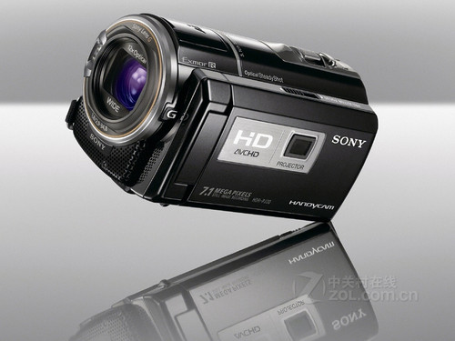 索尼 HDR-PJ30E 外观