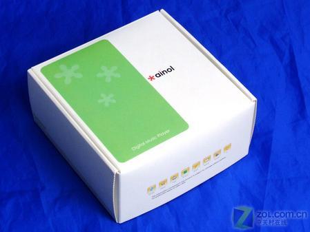 艾诺 V80包装盒