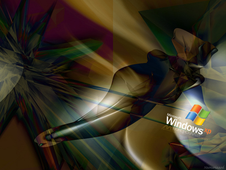 Windows XP高清晰桌面壁纸欣赏下载