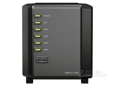 群晖 synology ds411slim nas 服务器 网络存储器服务器 群晖 DS411slim