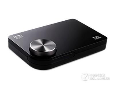 创新Sound Blaster X-Fi Surround 5.1 PRO外置声卡新品到货