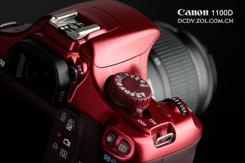 入门单反给你好看!Canon1100D评测首发