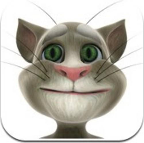 会说话的汤姆猫 擅长模仿的可爱小精灵-中关村在线