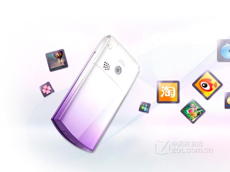 朵唯s630 手机产品外观与图解-zdnet