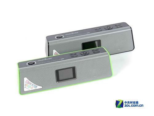 SRS音效配置!魅歌MK02便携音箱评测