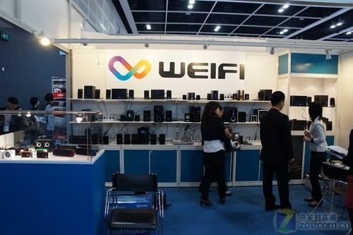 众多新品亮相 慧海音箱现身香港电子展