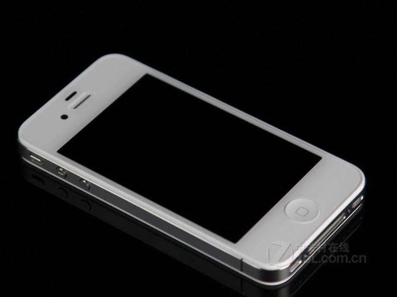 【效果赏三图】苹果iphone4白色正面图片 图1
