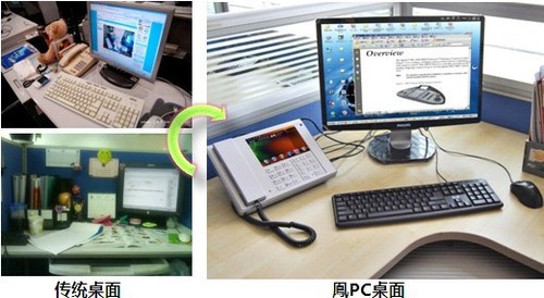高效办公,鳯pc给用户带来升职机会