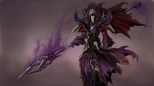 《魔兽世界》玩家h.s手绘极品职业套装-中关村在线