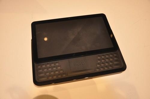 戴尔7英寸滑盖平板电脑曝光(组图)