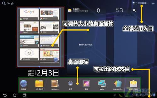 首款安卓3.1系统平板 华硕TF101评测