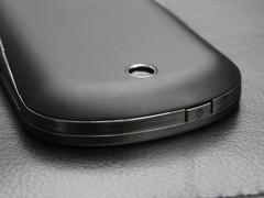 联想 乐Phone S1 黑色 顶部图