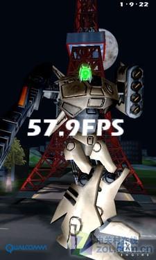 真正裸眼3D TI双核心LG Optimus 3D评测
