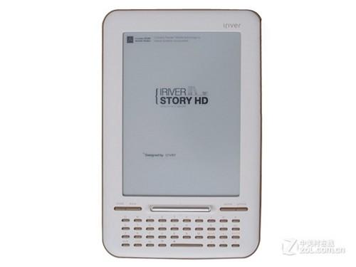 高清电纸书 iriver Story HD报价860元