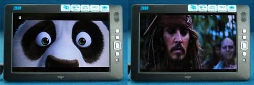 爱国者裸眼3D电影本PMP887-3D超详实图解析