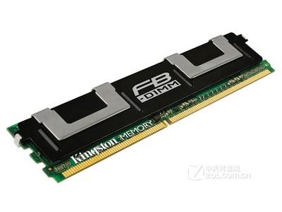 金士顿 2G DDR2 800 FBD