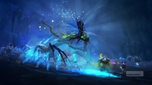 NCSOFT全新网游《WildStar》正式公布