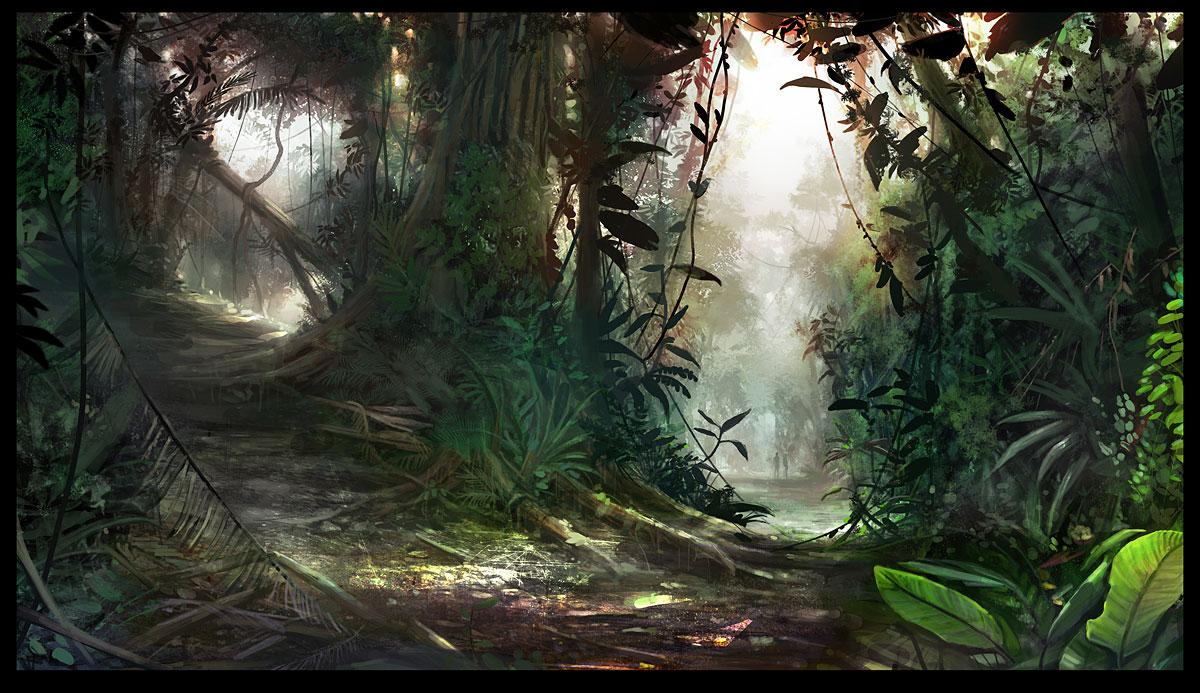 【高清图】 《孤岛惊魂2》多张游戏设定图公布!图1