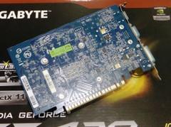 低熱量入門級顯卡 技嘉GT430性能測試