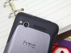HTC 纵横 黑色 细节图