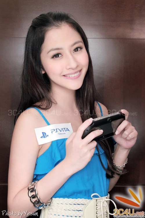 PS Vita试玩会现场 超美Showgirl图赏