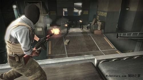 《CS:GO》将可跨平台对战 10月Beta测试
