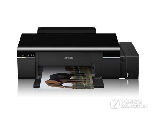 家庭欢乐的源泉 爱普生L801照片打印机