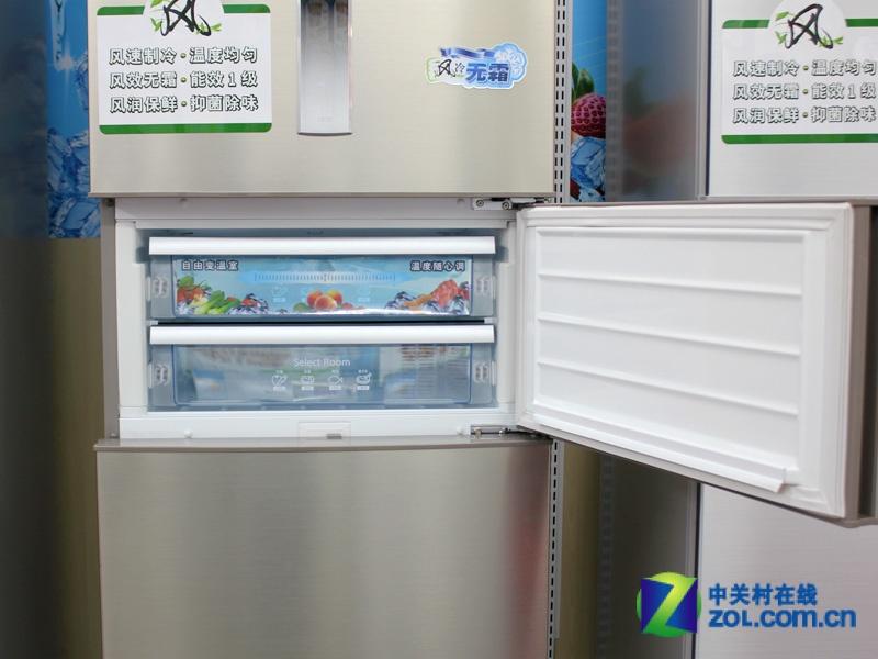 【高清图】 智冷导航 松下三开门冰箱直降1000元图2