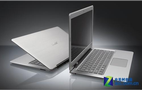 宏碁Aspire S3超级本899美元国外开售