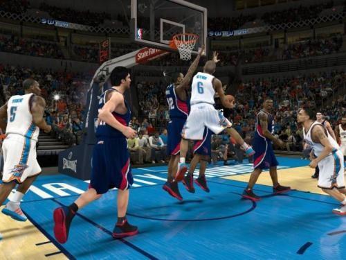最强篮球游戏《NBA 2K12》全面前瞻