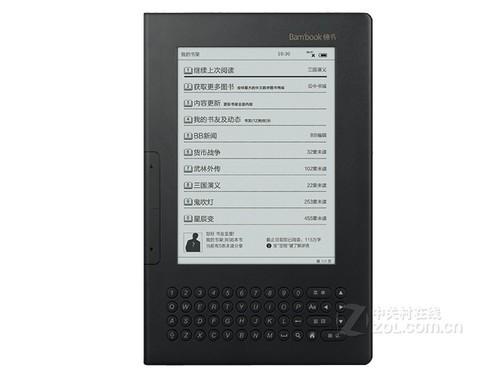 原生PDF直读 Bambook全键盘版售527元