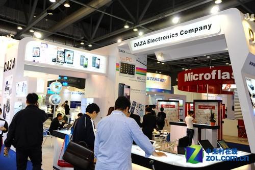 新老齐上阵 欧恩全平板入驻香港电子展